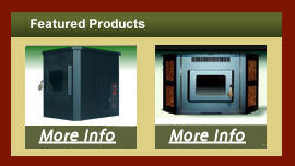Our Featured Corn Stoves & Products