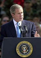 Photo of President Bush