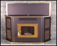 Cornflame Corn Stoves